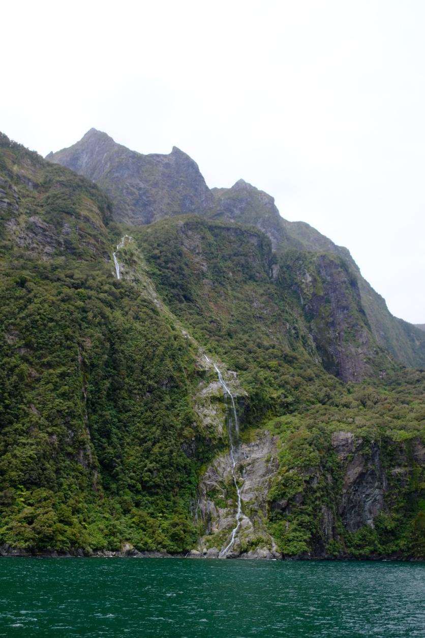 Wasserfall (Milford Sound)