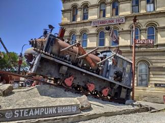 Steam Punk HQ