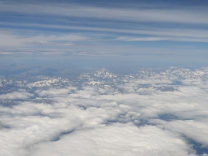Neuseeländische Alpen