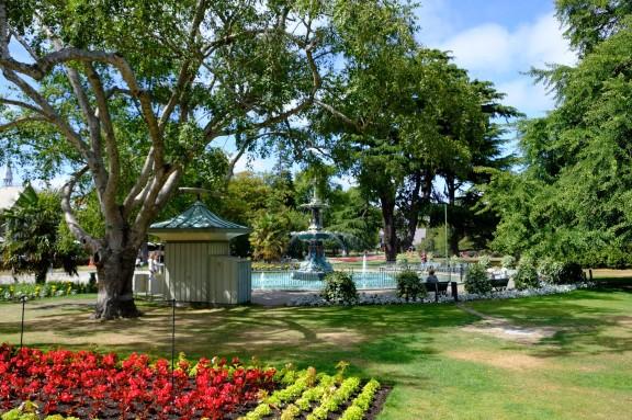 Botanischer Garten