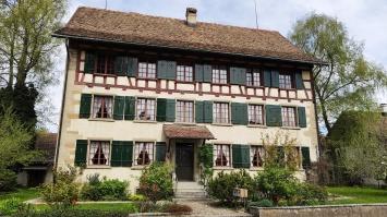 Haus in Kyburg
